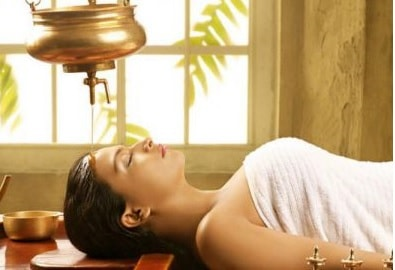 ayurveda for hair body care